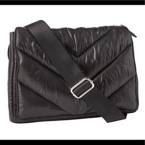 NWT Caraa x Athleta Quilted Crossbody Bag